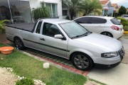 VW Saveiro Super Surf Turbo completa  Ano: 2007/2008