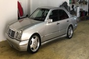 Mercedes E320 avantgarde 1997