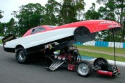 Funny Car V8 Hemi Blower (Oportunidade única)