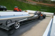 DRAGSTER COMPLETO 300'' A-FUEL FABRICANTE MCKINNEY