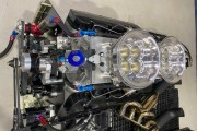 Motor completo Chevy Small Block Nitro