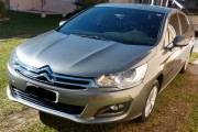 CITROËN C4 LOUNGE THP (173CV) CÂMBIO MANUAL - 2017