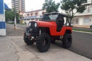 Jeep Willys ano 64  turbo (IMPECÀVEL)