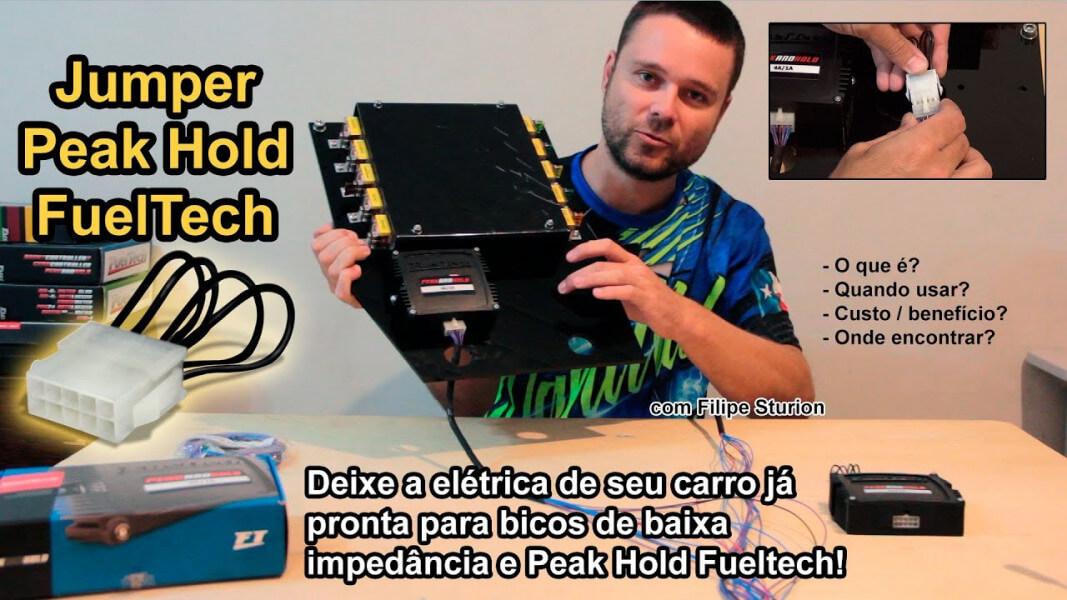 [VÍDEO] Jumper Peak Hold FuelTech