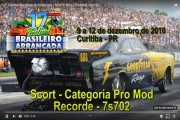 Videos Nostalgia - DragsterBrasil