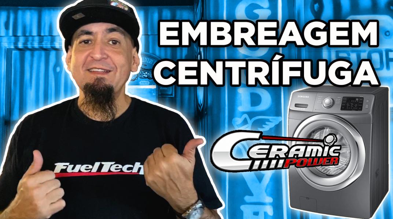 Videos: Embreagem de Kevlar e Centrifuga!